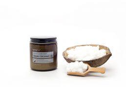 Organic Virgin Coconut Oil {travel jar}
