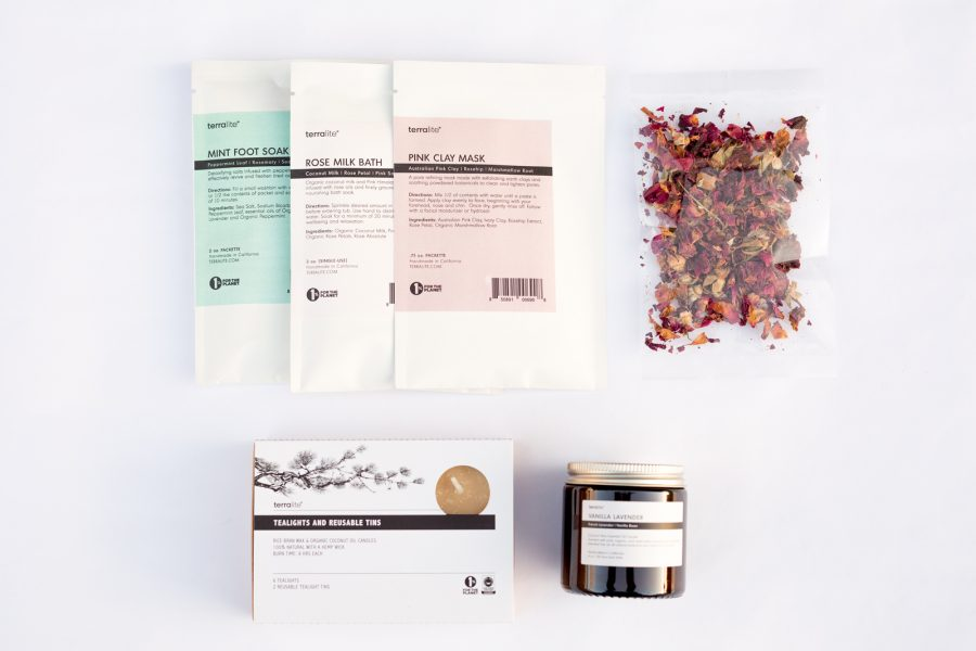 Self Love Kit - Organic Botanicals